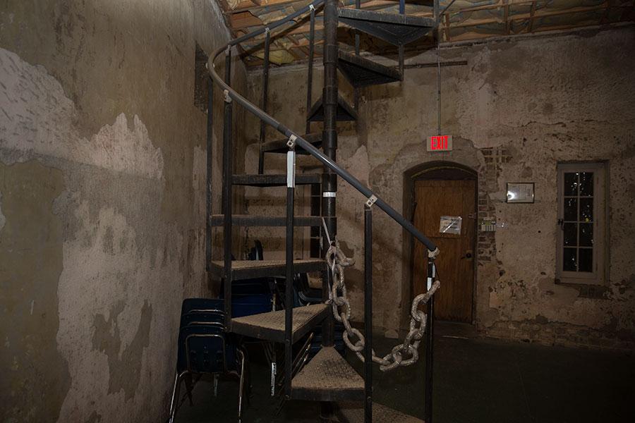 Charleston Prison Tour